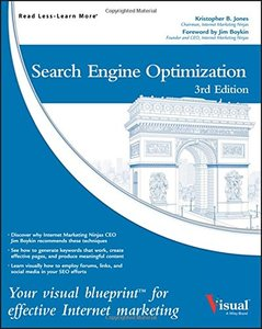 Search Engine Optimization: Your visual blueprint for effective Internet marketing, 3/e (Paperback)-cover