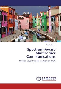 Spectrum-Aware Multicarrier Communications: Physical Layer Implementation on FPGA (Paperback)-cover