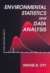 Environmental Statistics and Data Analysis (Hardcover)-cover