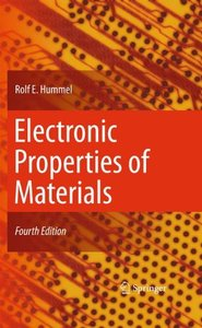 Electronic Properties of Materials, 4/e (Hardcover)