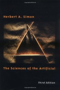 The Sciences of the Artificial, 3/e (Paperback)-cover