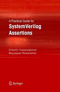 A Practical Guide for SystemVerilog Assertions (Hardcover)-cover