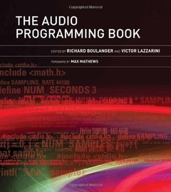 The Audio Programming Book (Hardcover)-cover