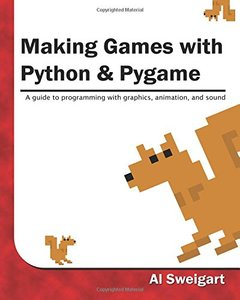 Making Games with Python & Pygame (Paperback)-cover