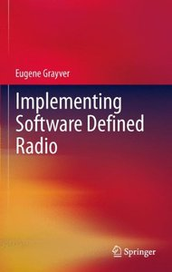 Implementing Software Defined Radio (Hardcover)-cover
