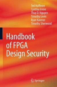 Handbook of FPGA Design Security (Hardcover)-cover