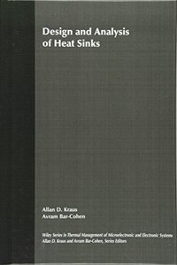 Design and Analysis of Heat Sinks (Hardcover)-cover