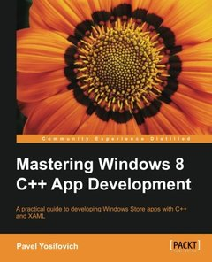 Mastering Windows 8 C++ App Development-cover