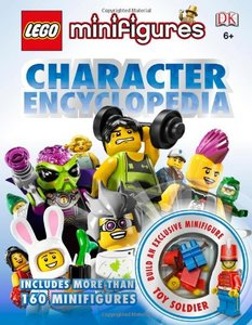 LEGO Minifigures: Character Encyclopedia (Hardcover)