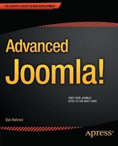 Advanced Joomla! (Paperback)-cover