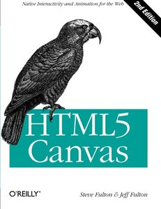 HTML5 Canvas, 2/e (Paperback)-cover