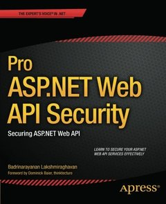 Pro ASP.NET Web API Security: Securing ASP.NET Web API (Paperback)-cover
