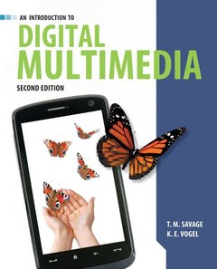 An Introduction to Digital Multimedia (Paperback)-cover