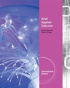 Brief Applied Calculus (IE-Paperback)-cover