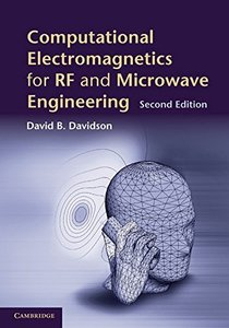 Computational Electromagnetics for RF and Microwave Engineering, 2/e (Hardcover)-cover