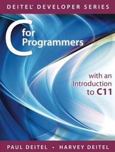 C for Programmers with an Introduction to C11 (Paperback)-cover