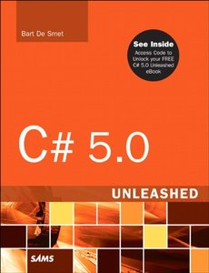 C# 5.0 Unleashed (Paperback)-cover
