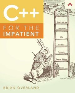 C++ for the Impatient (Paperback)-cover