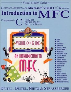 Getting Started with Microsoft Visual C++ 6 with an Introduction to MFC, 2/e(Paperback)-cover