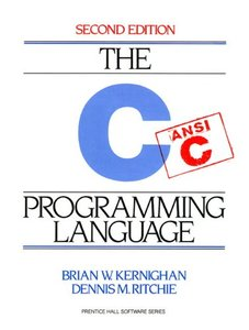 The C Programming Language, 2/e (Paperback)(美國原版)-cover