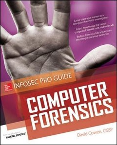 Computer Forensics InfoSec Pro Guide (Paperback)-cover