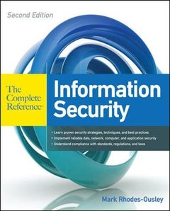 Information Security The Complete Reference, 2/e (Paperback)-cover