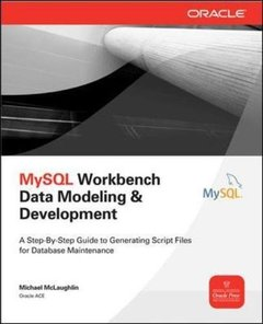 MySQL Workbench: Data Modeling & Development (Paperback)-cover