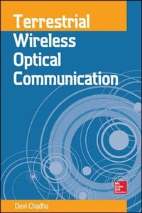 Terrestrial Wireless Optical Communication (Hardcover)-cover