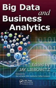 Big Data and Business Analytics (Hardcover)-cover