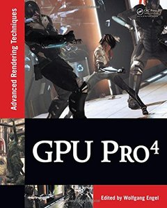 GPU Pro 4: Advanced Rendering Techniques (Hardcover)-cover