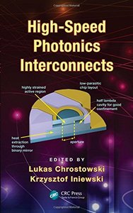 High-Speed Photonics Interconnects (Hardcover)-cover
