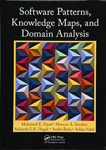 Software Patterns, Knowledge Maps, and Domain Analysis (Hardcover)-cover