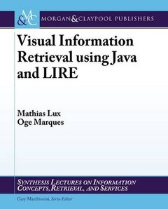Visual Information Retrieval using Java and LIRE (Paperback)-cover