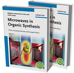 Microwaves in Organic Synthesis, 2 Volume Set-cover
