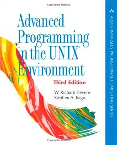 Advanced Programming in the UNIX Environment, 3/e (Paperback)-cover