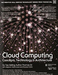 Cloud Computing: Concepts, Technology & Architecture (Hardcover)-cover