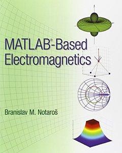 MATLAB-Based Electromagnetics (Paperback)-cover