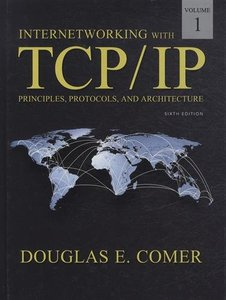 Internetworking with TCP/IP Volume One, 6/e (Hardcover)(美國原版)-cover