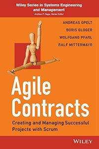 Agile Contracts: Creating and Managing Successful Projects with Scrum (Paperback)-cover
