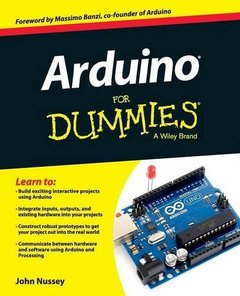 Arduino For Dummies (Paperback)-cover