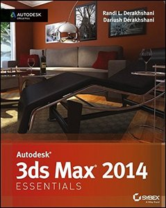 Autodesk 3ds Max 2014 Essentials: Autodesk Official Press (Paperback)-cover