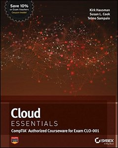Cloud Essentials: CompTIA Authorized Courseware for Exam CLO-001 (Paperback)-cover