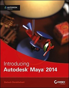 Introducing Autodesk Maya 2014: Autodesk Official Press (Paperback)-cover