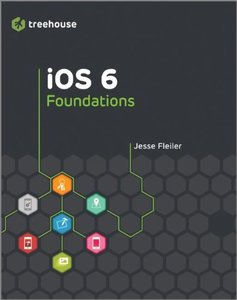 iOS 6 Foundations (Paperback)-cover