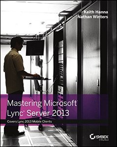 Mastering Microsoft Lync Server 2013 (Paperback)-cover
