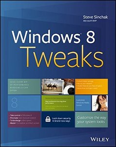Windows 8 Tweaks (Paperback)-cover
