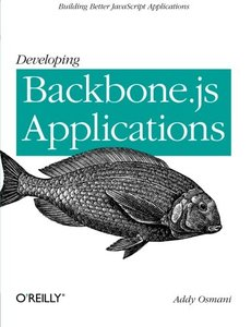 Developing Backbone.js Applications (Paperback)-cover