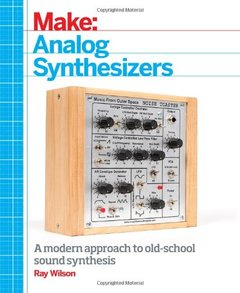 Make: Analog Synthesizers (Paperback)-cover