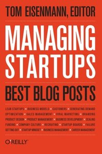 Managing Startups: Best Blog Posts (Paperback)-cover