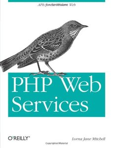 PHP Web Services: APIs for the Modern Web (Paperback)-cover